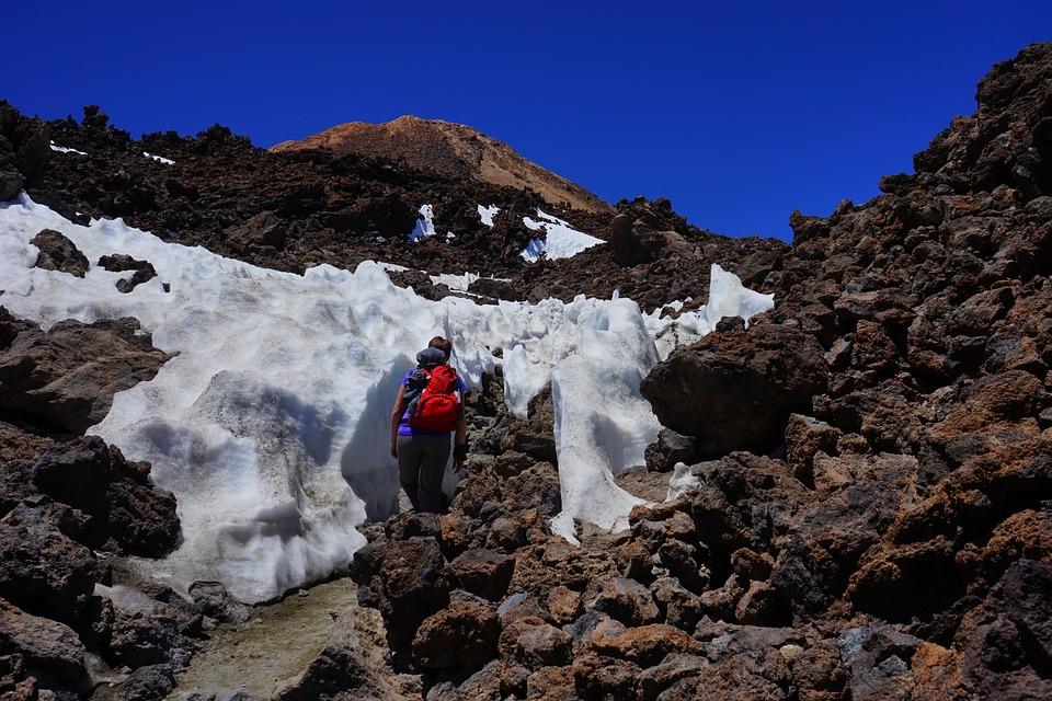 Wędrówki po górach - pogodowe niebezpieczeństwa
